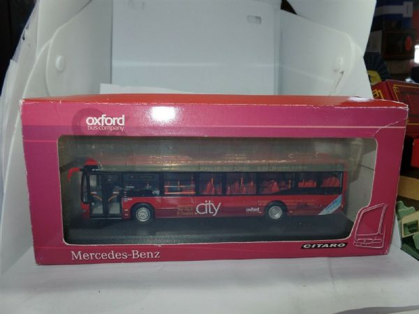 CMNL UKBUS5019 Mercades Citaro EEV Oxford Bus *NEW*